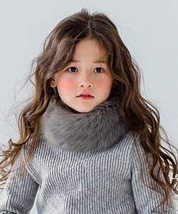 LE BONBON - BRAND - Korean Children Fashion - #Kfashion4kids - Eco Fox Muffler