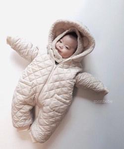 MONBEBE - BRAND - Korean Children Fashion - #Kfashion4kids - Napping Winter Suit