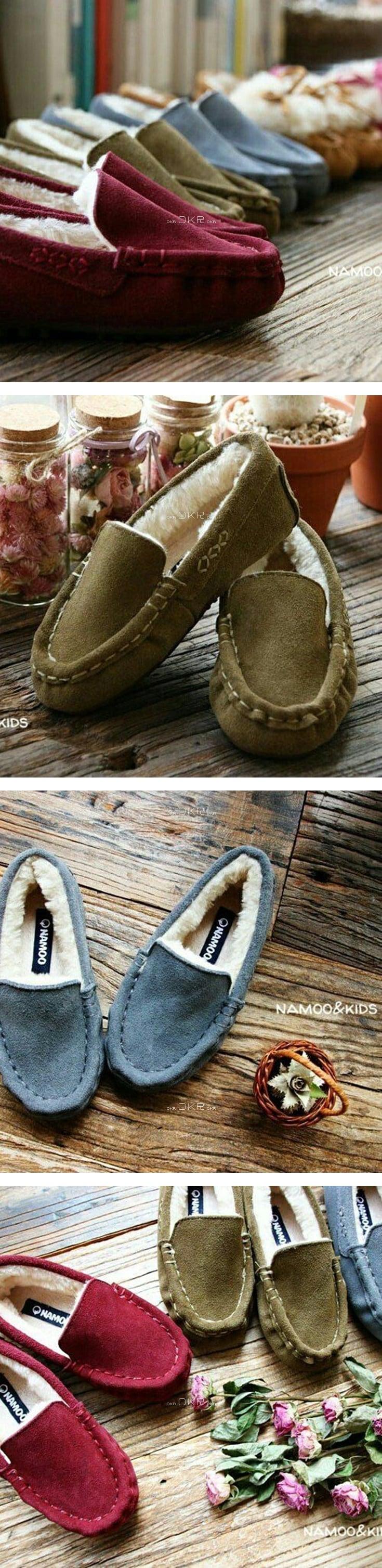 NAMOO & KIDS - Korean Children Fashion - #Kfashion4kids - Neo Loafer