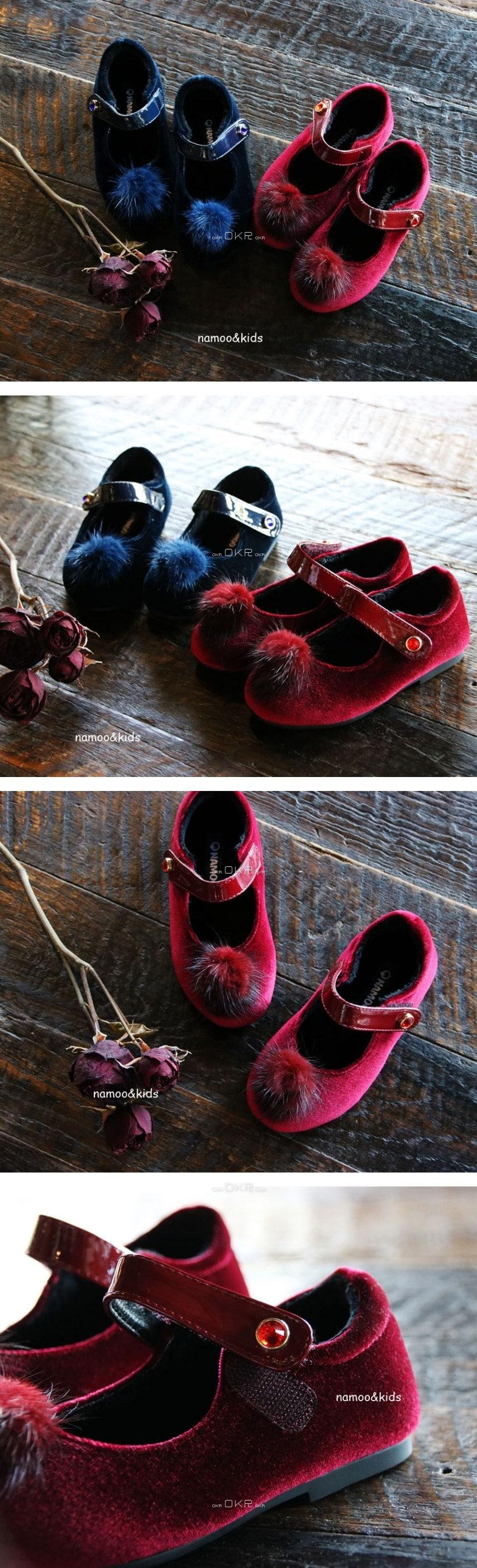 NAMOO & KIDS - Korean Children Fashion - #Kfashion4kids - Minko Flat Shoes