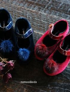 NAMOO & KIDS - BRAND - Korean Children Fashion - #Kfashion4kids - Minko Flat Shoes