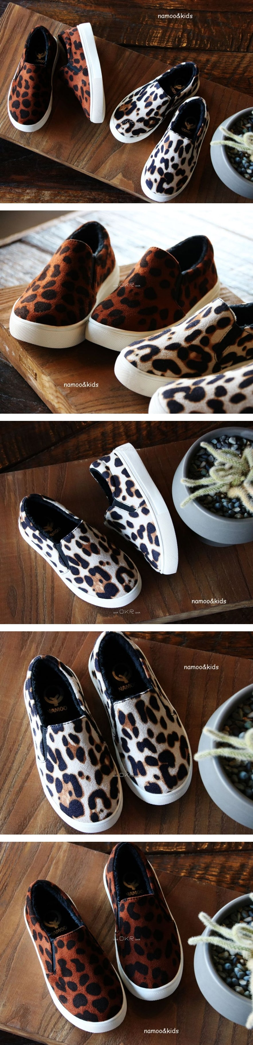 NAMOO & KIDS - Korean Children Fashion - #Kfashion4kids - Leo Slip-on