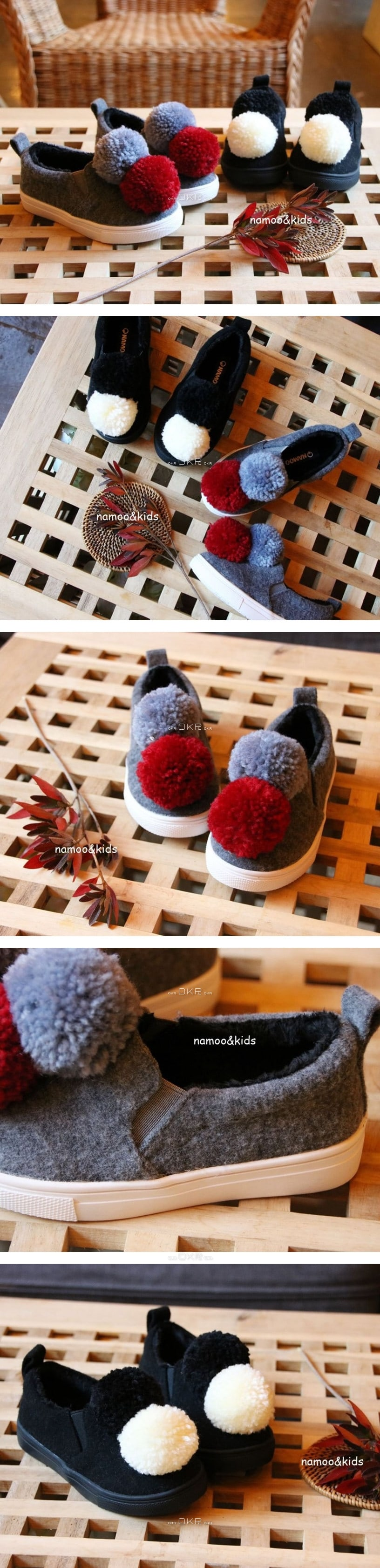 NAMOO & KIDS - Korean Children Fashion - #Kfashion4kids - Lingling Slip-on