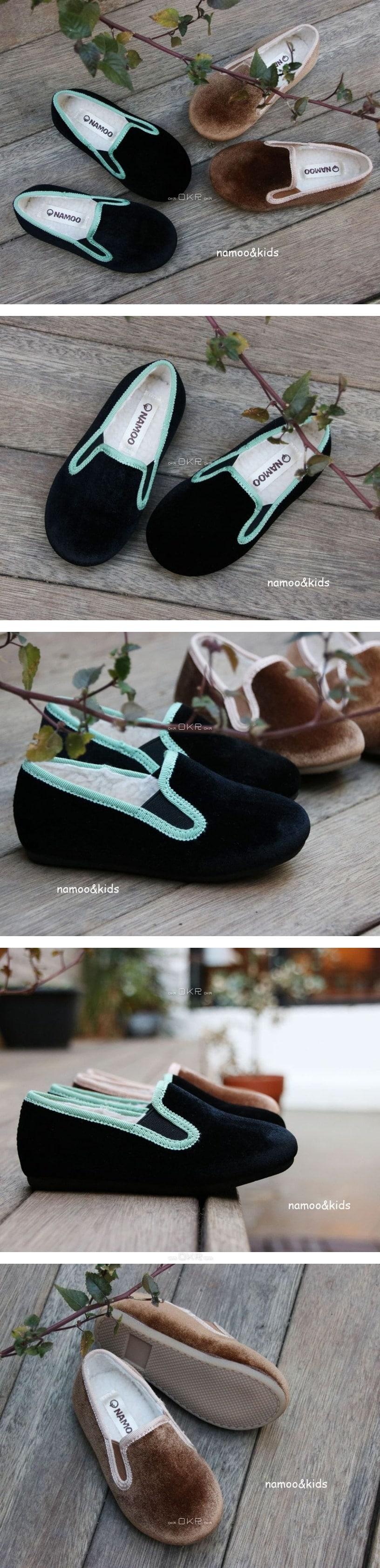 NAMOO & KIDS - Korean Children Fashion - #Kfashion4kids - Bongbong Slip-on