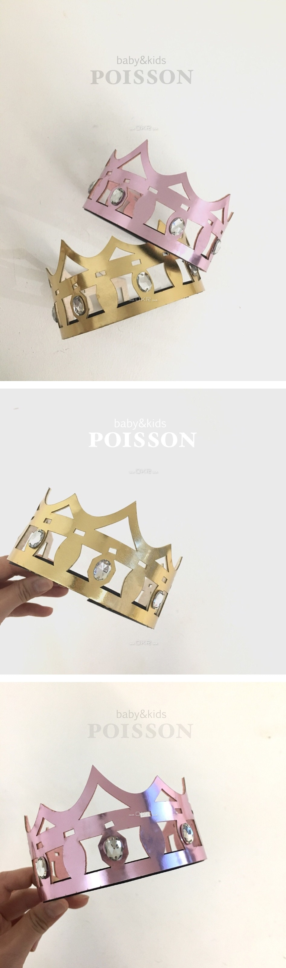 POISSON - Korean Children Fashion - #Kfashion4kids - Princess Hairband