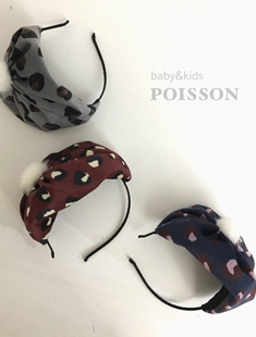 POISSON - BRAND - Korean Children Fashion - #Kfashion4kids - Berino Hairband