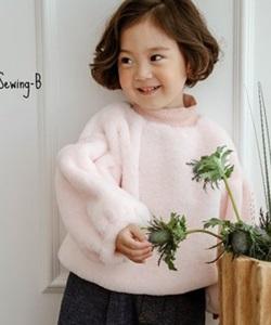 SEWING-B - BRAND - Korean Children Fashion - #Kfashion4kids - Rabbit MTM