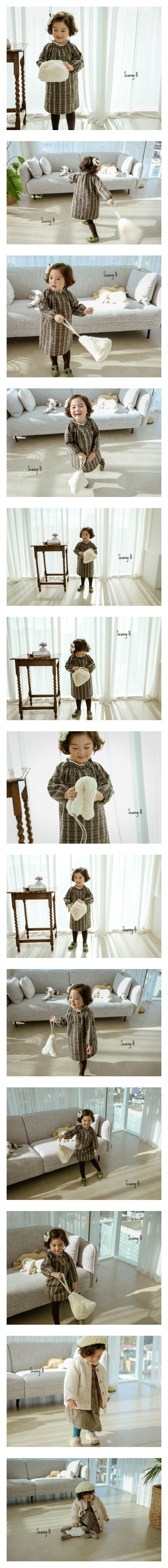SEWING-B - Korean Children Fashion - #Kfashion4kids - Stella Dress
