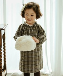 SEWING-B - BRAND - Korean Children Fashion - #Kfashion4kids - Stella Dress