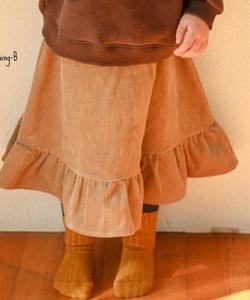 SEWING-B - BRAND - Korean Children Fashion - #Kfashion4kids - Cancan Skirt Leggings