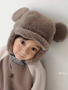 BUTTERCUP - BRAND - Korean Children Fashion - #Kfashion4kids - New Mouse Hat
