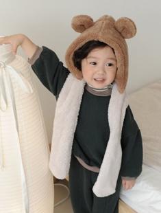 BUTTERCUP - BRAND - Korean Children Fashion - #Kfashion4kids - Boa Friends Warmmer