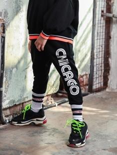BLUR RUSH - BRAND - Korean Children Fashion - #Kfashion4kids - Chicago Pants