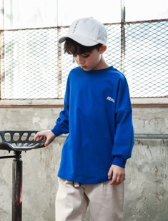 BLUR RUSH - BRAND - Korean Children Fashion - #Kfashion4kids - Softly Tee