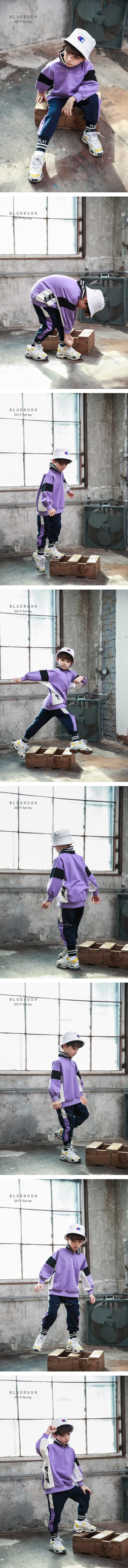 BLUR RUSH - Korean Children Fashion - #Kfashion4kids - Yoko Pants