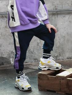BLUR RUSH - BRAND - Korean Children Fashion - #Kfashion4kids - Yoko Pants