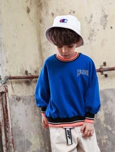 BLUR RUSH - BRAND - Korean Children Fashion - #Kfashion4kids - Herbie MTM Tee