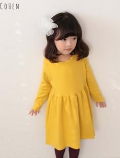 COHEN - BRAND - Korean Children Fashion - #Kfashion4kids - Anytime Dress