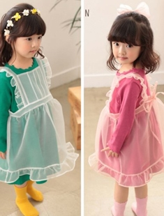 COHEN - BRAND - Korean Children Fashion - #Kfashion4kids - Sophia Mesh Dress