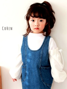 COHEN - BRAND - Korean Children Fashion - #Kfashion4kids - Karenina Blouse