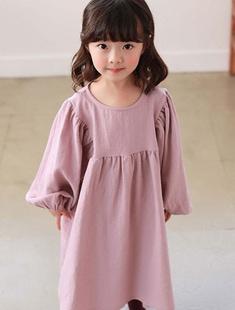 COHEN - BRAND - Korean Children Fashion - #Kfashion4kids - Funky Dress
