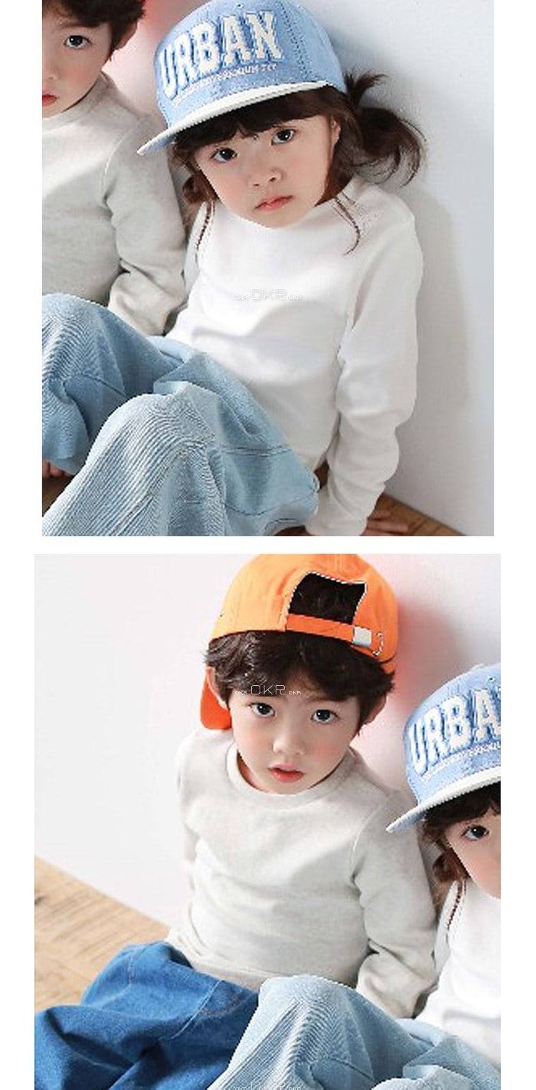 COHEN - Korean Children Fashion - #Kfashion4kids - Basic Tee