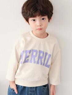 COHEN - BRAND - Korean Children Fashion - #Kfashion4kids - Merrily Tee