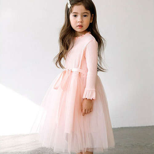 E.RU - BRAND - Korean Children Fashion - #Kfashion4kids - Charmant Dress