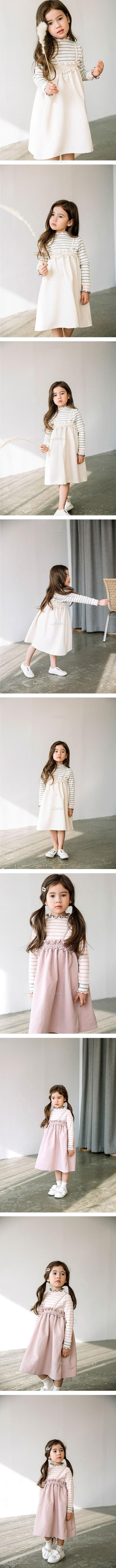 E.RU - Korean Children Fashion - #Kfashion4kids - Petit Dress