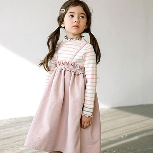 E.RU - BRAND - Korean Children Fashion - #Kfashion4kids - Petit Dress