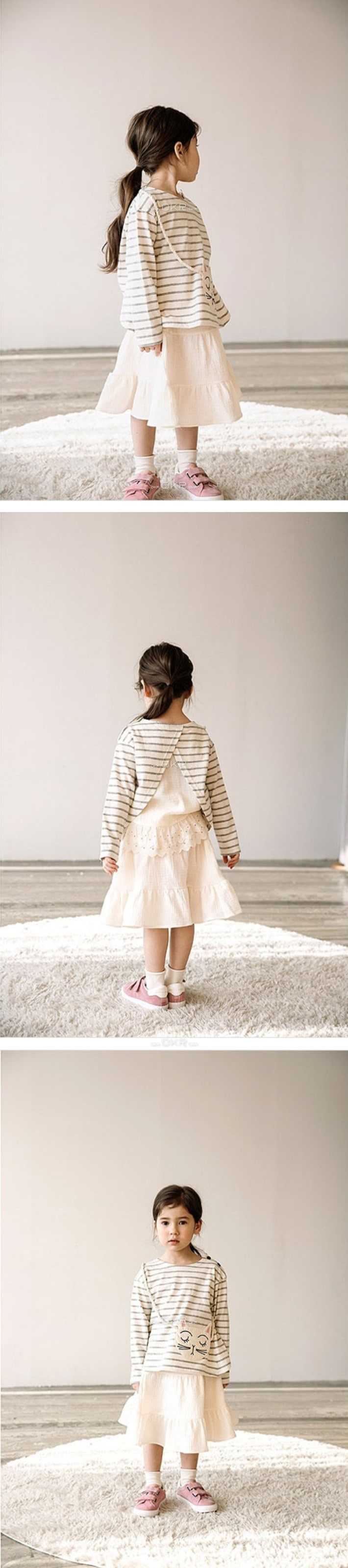 E.RU - Korean Children Fashion - #Kfashion4kids - Can Can Skirt