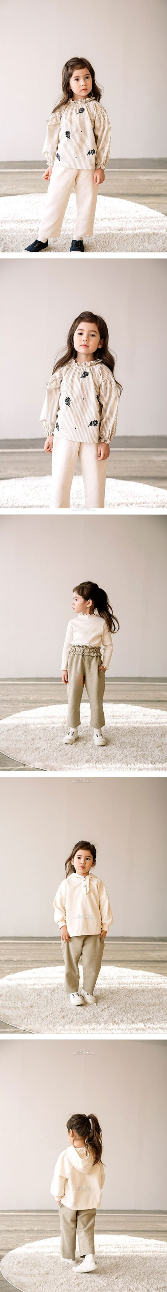 E.RU - Korean Children Fashion - #Kfashion4kids - Berry Pants