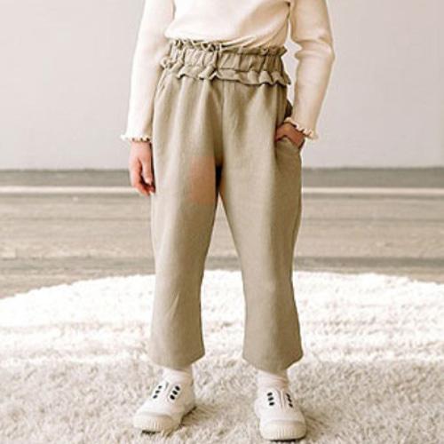 E.RU - BRAND - Korean Children Fashion - #Kfashion4kids - Berry Pants
