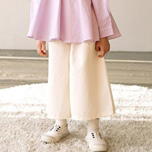E.RU - BRAND - Korean Children Fashion - #Kfashion4kids - Wide Pants