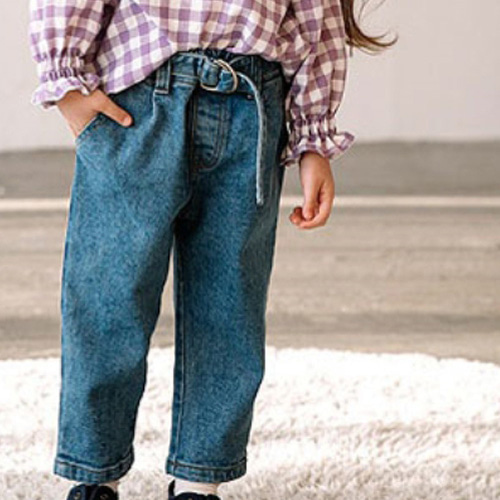 E.RU - BRAND - Korean Children Fashion - #Kfashion4kids - Denim Pants