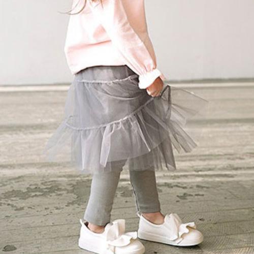 E.RU - BRAND - Korean Children Fashion - #Kfashion4kids - Emma Skirt Leggings