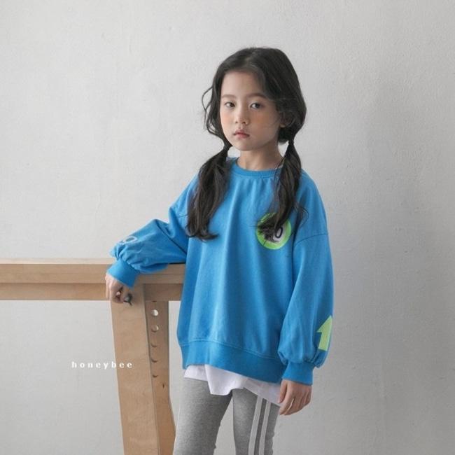 HONEYBEE - BRAND - Korean Children Fashion - #Kfashion4kids - 30 Print Tee