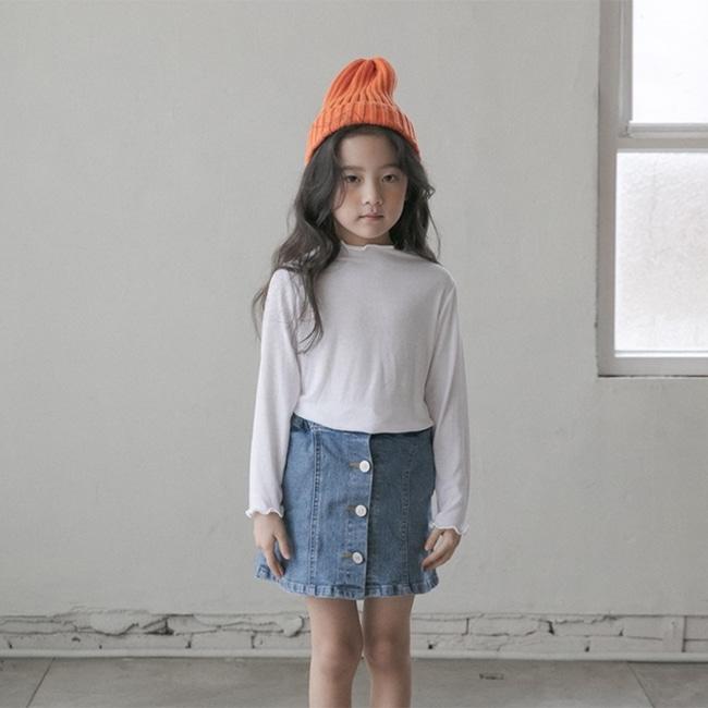 HONEYBEE - BRAND - Korean Children Fashion - #Kfashion4kids - Rib Tee