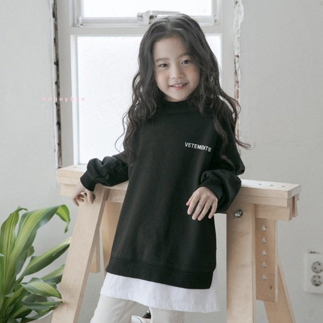 HONEYBEE - BRAND - Korean Children Fashion - #Kfashion4kids - VT Long Tee