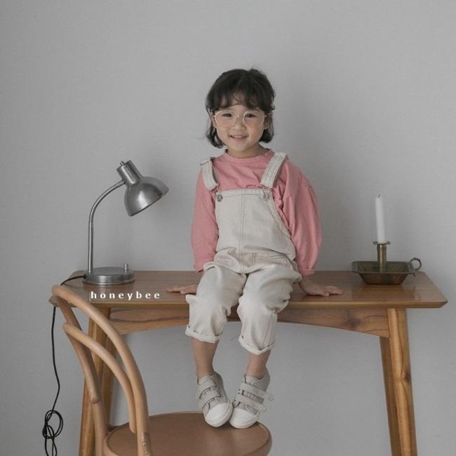 HONEYBEE - BRAND - Korean Children Fashion - #Kfashion4kids - Suspender Pants
