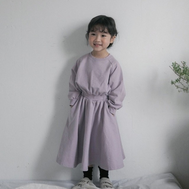 HONEYBEE - BRAND - Korean Children Fashion - #Kfashion4kids - MTM Dress