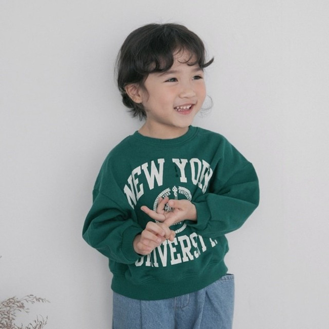 HONEYBEE - BRAND - Korean Children Fashion - #Kfashion4kids - New York Tee