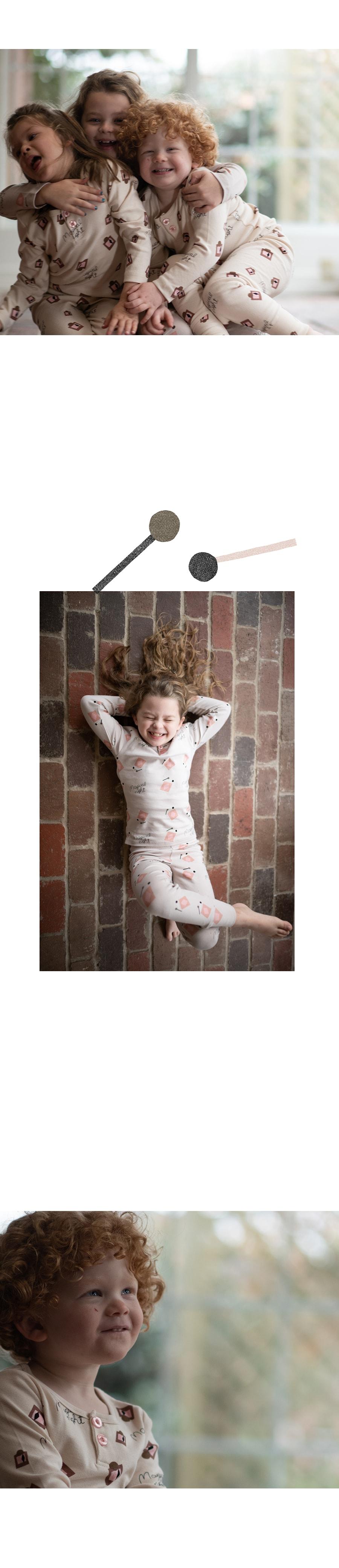 KOKACHARM - Korean Children Fashion - #Kfashion4kids - Magical Night Easywear - 4
