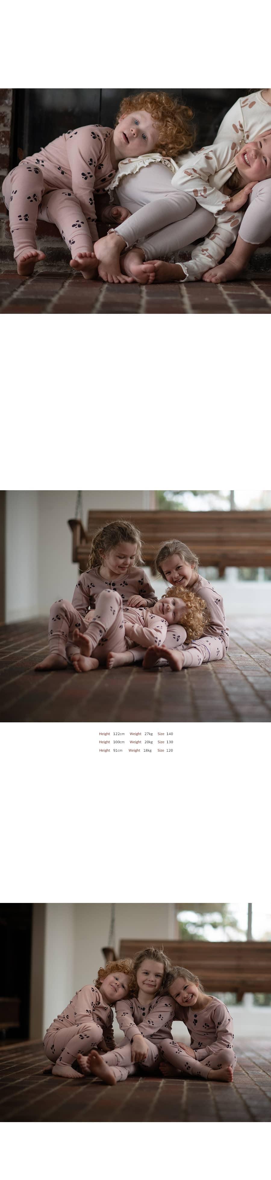KOKACHARM - Korean Children Fashion - #Kfashion4kids - Panda Easywear - 4