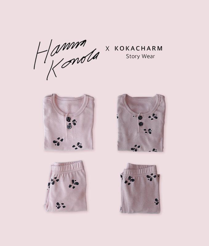 KOKACHARM - BRAND - Korean Children Fashion - #Kfashion4kids - Panda Easywear