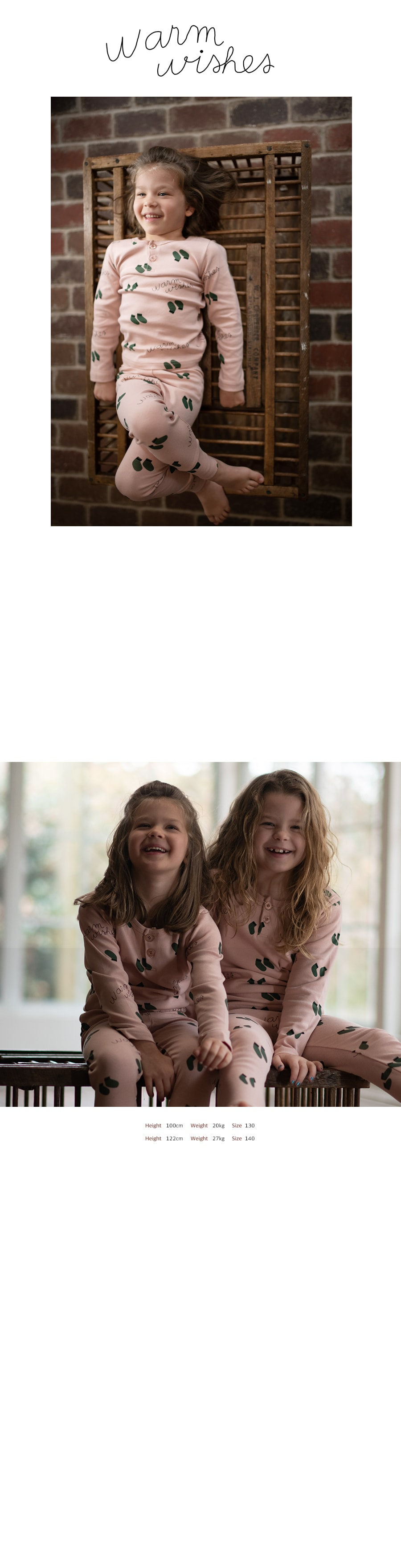 KOKACHARM - Korean Children Fashion - #Kfashion4kids - Warm Wishes Easywear - 3