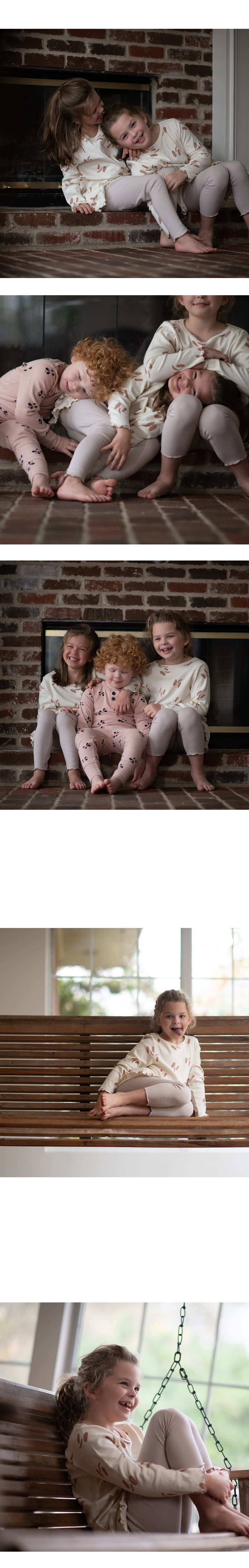 KOKACHARM - Korean Children Fashion - #Kfashion4kids - Elephant Dress Pants Set - 3