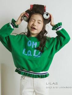 LILAS - BRAND - Korean Children Fashion - #Kfashion4kids - Lala MTM Tee