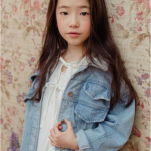 MILK POWDER - BRAND - Korean Children Fashion - #Kfashion4kids - Double Denim Jacket