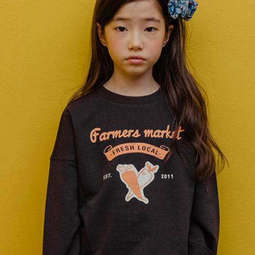 MILK POWDER - BRAND - Korean Children Fashion - #Kfashion4kids - Carrot Tee